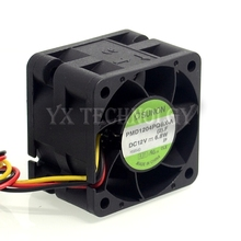 PMD1204PQBX-A 4CM 4028 12V 6.8W high- speed server fans for SUNON 40*40*28mm