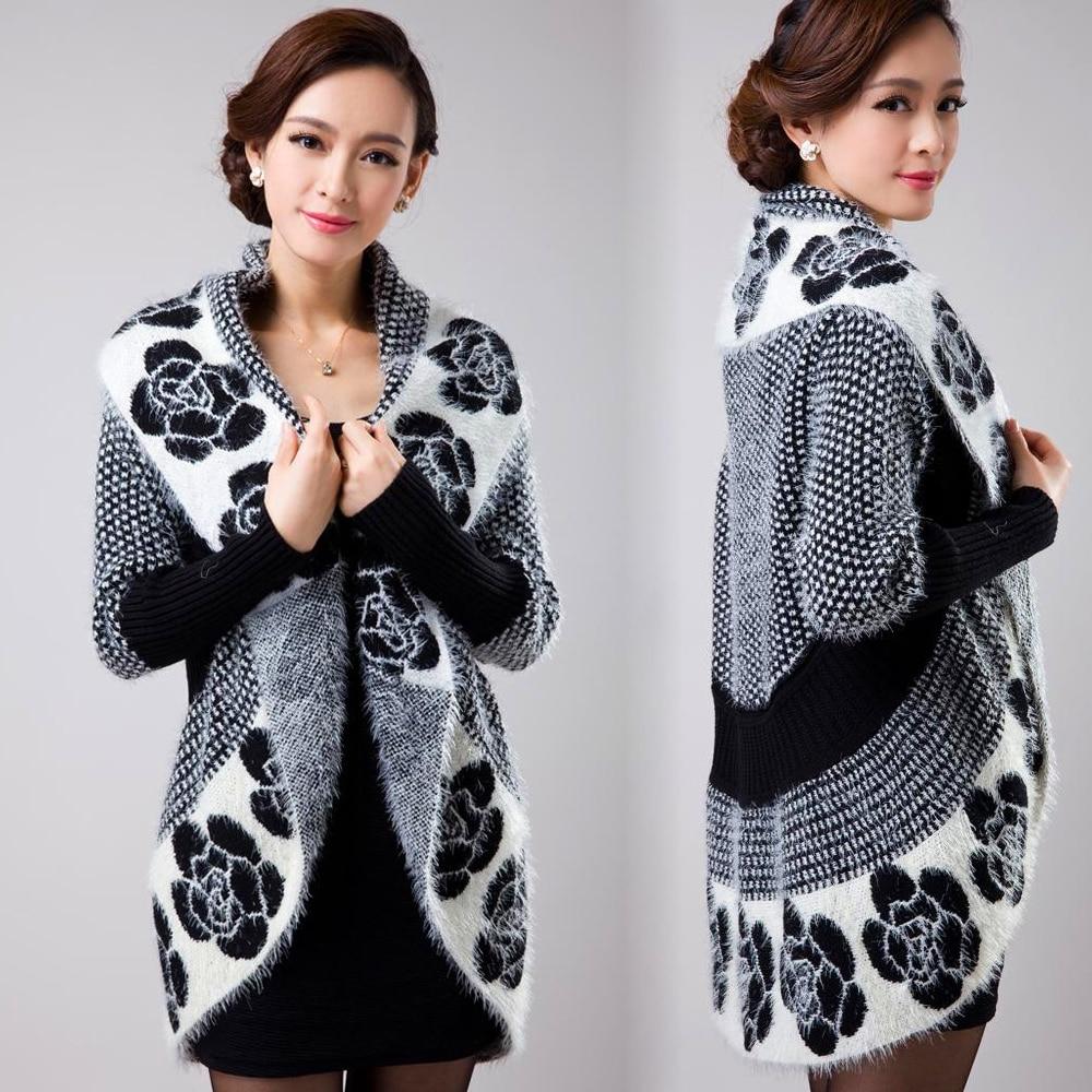 Aliexpress.com : Buy Knitted Cardigan women woolen sweater ...
