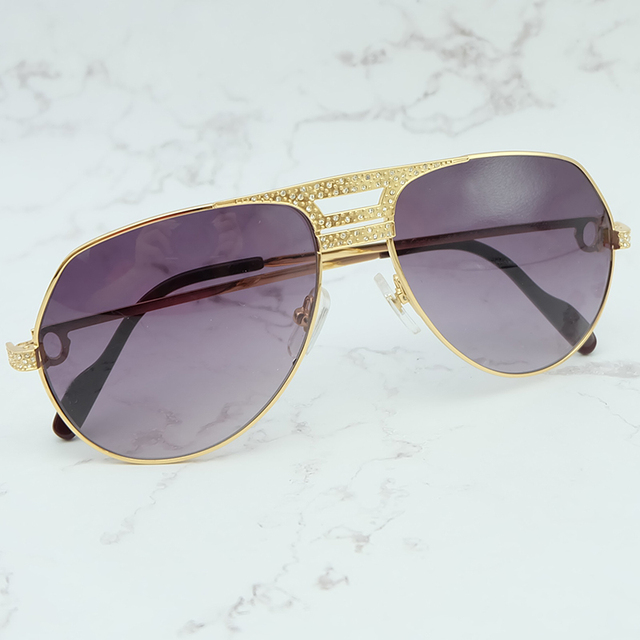 829c3ac39e3 diamond luxury sunglasses designer irregular women sunglass men 2018 high  quality brand carter sun glasses decoration