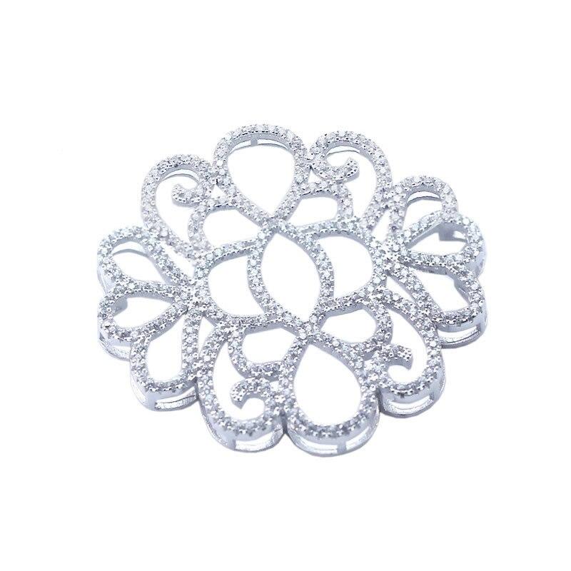 Beadsnice 925 pendentif en argent Sterling pendentif Micro Pave cadeau d'anniversaire 30137