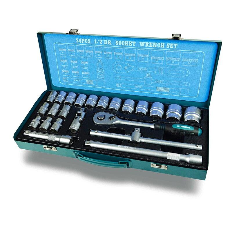 hyundai k 108 набор инструмента hyundai k 108 Tool set Hyundai K 24