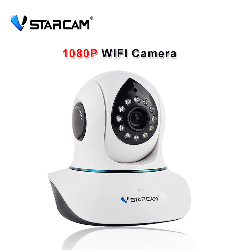 VStarcam 1080P Wifi IP camera 2MP Full HD CCTV PTZ Night Vision Wireless Home Security camera IP 2-way Audio ONVIF Surveillance