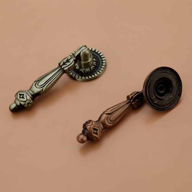 Vintage Maniglia Della Porta Mobili Antichi Manopole e Maniglie per Mobili  Da Cucina Vintage Armadio Maniglia Del Cassetto Pull