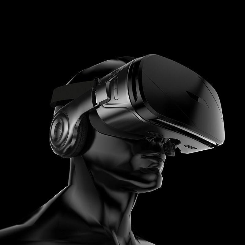 3D Smartphone AR réalité augmentée lunettes Mobile Box casque réalité virtuelle VR casque Film AR jeu vidéo pour téléphone