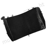 Motorcycle Aluminum Cooler Radiator For YAMAHA YZF R1 YZF R1 2007 2008 Spare Cooling Parts Accessories