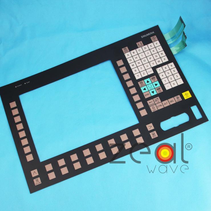For OP012 6FC5203-0AF02-0AA1 Membrane Keypad Film Free Shipping membrane keypad film for 5ap980 1505 k01