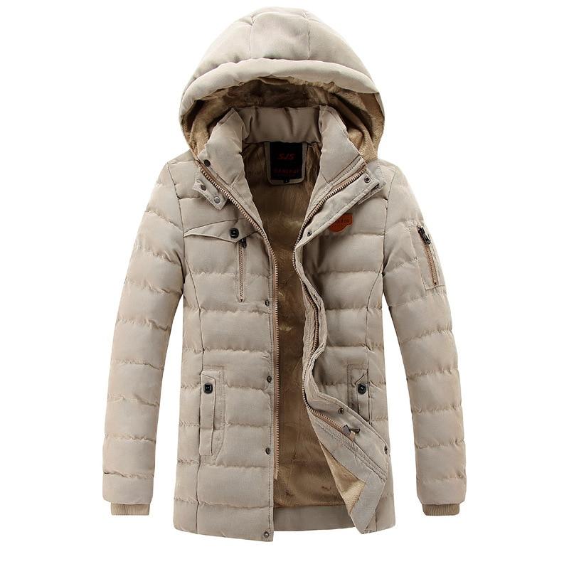 New winter Men Jacket Brand warm Jacket Man's Coat Autumn Cotton Parka Outwear coat Free shipping men winter jacket M-3xl 154