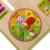 Nueva Multifunción Niños Educación Juguetes Para Aprender Calendario/boca/reloj/fecha/tiempo/semana/seasonPuzzle colgando Tablero De Madera