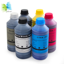 Refillable for Hp-72 dye and Pigment ink For HP Designjet T1100 T1120 T1200 T2300 printer 500ml package
