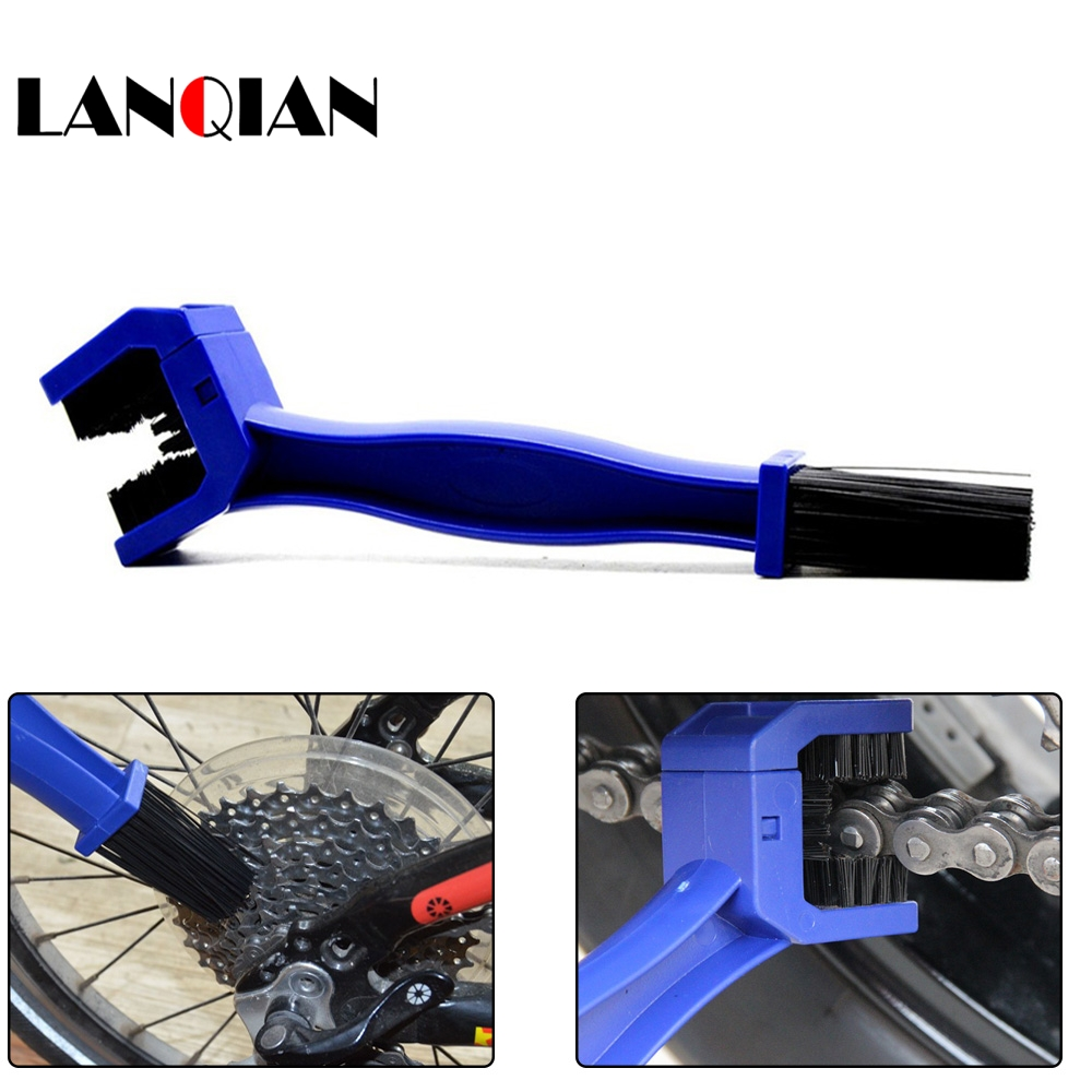 Motorcycles Bike Bicycle Chain Clean Brake Brush Cleaning Gear Remover Cleaner For Ducati 1000SS 916 916SPS 996 998 999 B S R