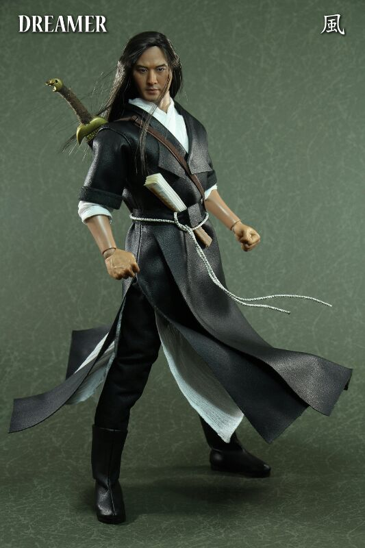 1 6 scale ancient weapon sword model with stand collection toy for 12 inches action figure 1/6 scale figure doll Ancient China Martial arts figure doll Hong Kong Ekin Cheng 12 action figure doll Collectible Model Toy