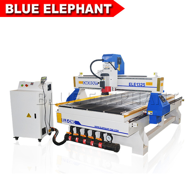3 Axis Cnc Milling Machine For Sale Woodworking Manual Tool Changer Cnc Router 1325