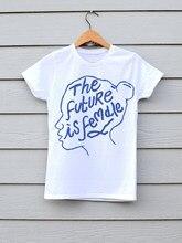 5326666400e9 The Future Is Female Feminist Shirt Feminism Feminist Gift T-shirts Girl  Power Feminist Womens