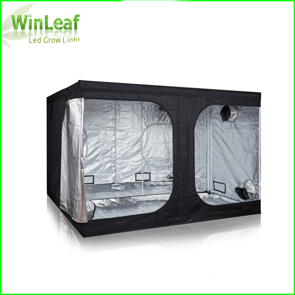 цены Grow Tent 300 with Light for Indoor Hydroponics Greenhouse Plants Lighting 600D Grow Tent Indoor For plant grow lights