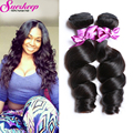 Malaysian Loose Wave Virgin Hair Bundles Ali Moda Hair Products Remy Human Hair Weave Malaysian Hair Extensions Loose Deep Wave