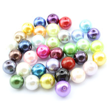 Beads colors, 3mm Pearl