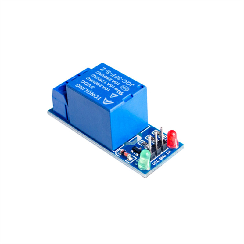 5V low level trigger One 1 Channel Relay Module interface Board Shield For PIC AVR DSP ARM MCU Arduino tai shen ts sdr 5v 2 channel relay expansion module for dsp avr mcu arm white