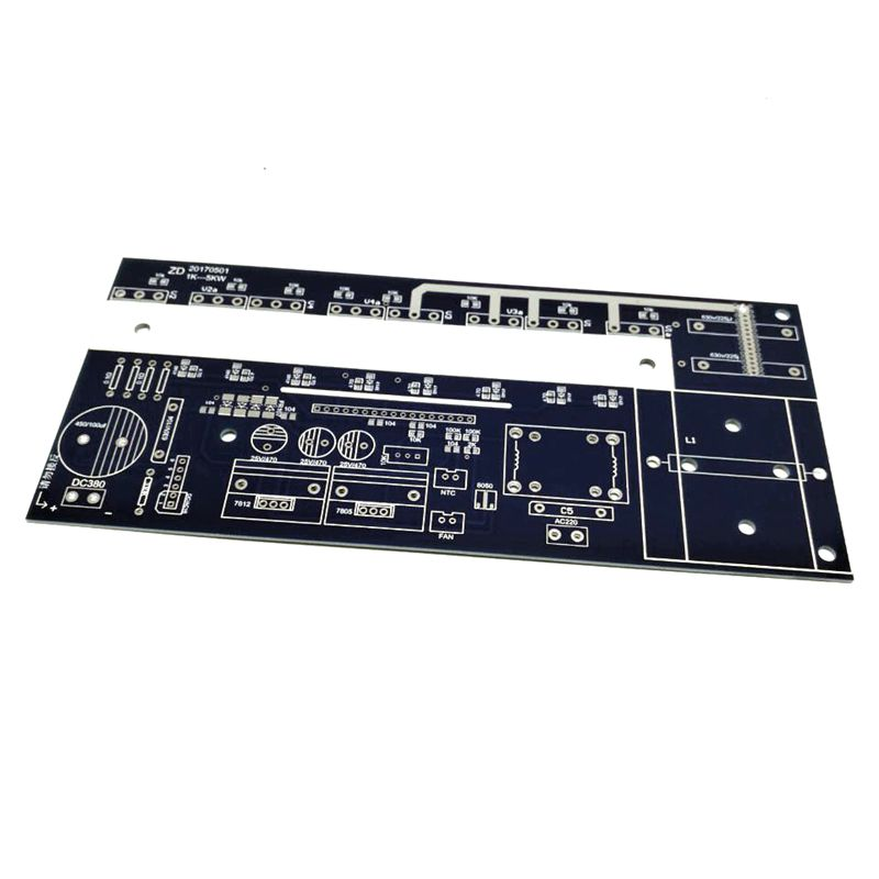 Pure Sine Wave Inverter Power Backplane Rear Stage PCB