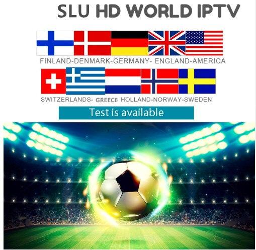 Greece IPTV subscription SLUHD Greek live channels Romania UK German Sweden French Poland M3U Smart TV
