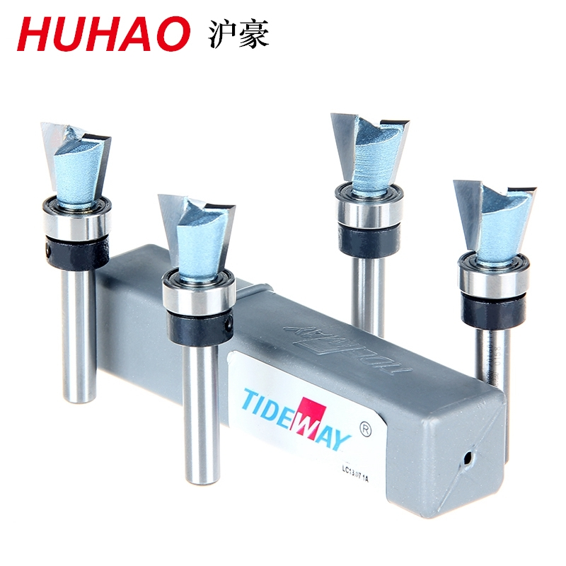 6.35mm shank 1/4*15*12.6 dovetail cutter wood carving Industry Standard Dovetail Router Bit Cutter wood working Tideway 5546 табличка для торговой марки innovation in wood industry