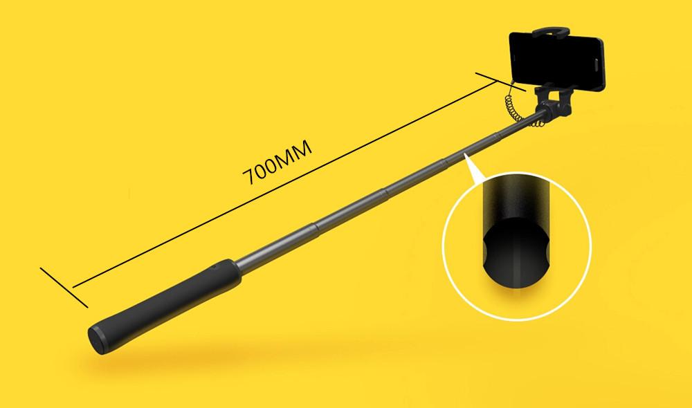 Mi Selfie Stick Tripod Global (Black)(Grey) Global