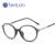 TenLon Овальные Очки Винтаж Твердые Очки Кадр Рецепту Мода женщин Очки óculos de грау femininos кадр очки