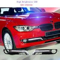 1 Set LED DRL Daytime Running Lights For BMW 3 Series F30 F35 320 325 2013