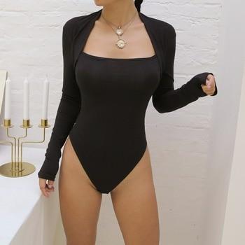 body sexy à manches longues kate et james