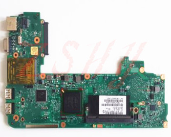for hp CQ10 MINI 110 laptop motherboard 594804-001 DDR2 Free Shipping 100% test ok 100% guarantee main formatter board for hp designjet 120 110 100 mainboard free shipping on sale