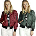 2016 Brand New Spring&Summer Casual Fashion Women Army Green Jacket Sheath Disposition Outerwear Vogue Ladies Coat