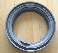 Washing Machine Parts Door Seal WFS1278 WFS1266 WFS1061CW With 5 Holes