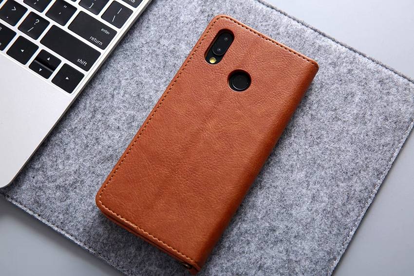 for huawei P20 lite leather case (14)