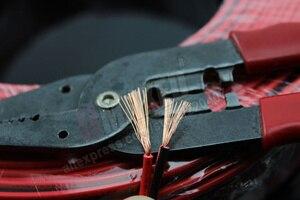 Image 3 - נחושת 16AWG, 2 פין אדום שחור כבל, PVC מבודד חוט, 16 awg חוט, חשמלי כבל, LED כבל, DIY להתחבר, להאריך חוט כבל