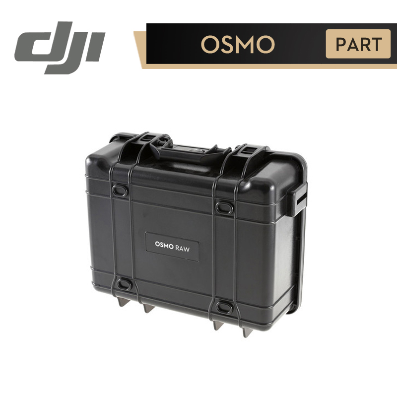 DJI Osmo RAW Carrying Case ( Waterproof and Air-tight ) Shock Resistant Hard Shell Casing for Osmo RAW Original Accessories dji crystalsky osmo pro raw mounting bracket for crystalsky monitor onto osmo pro raw original