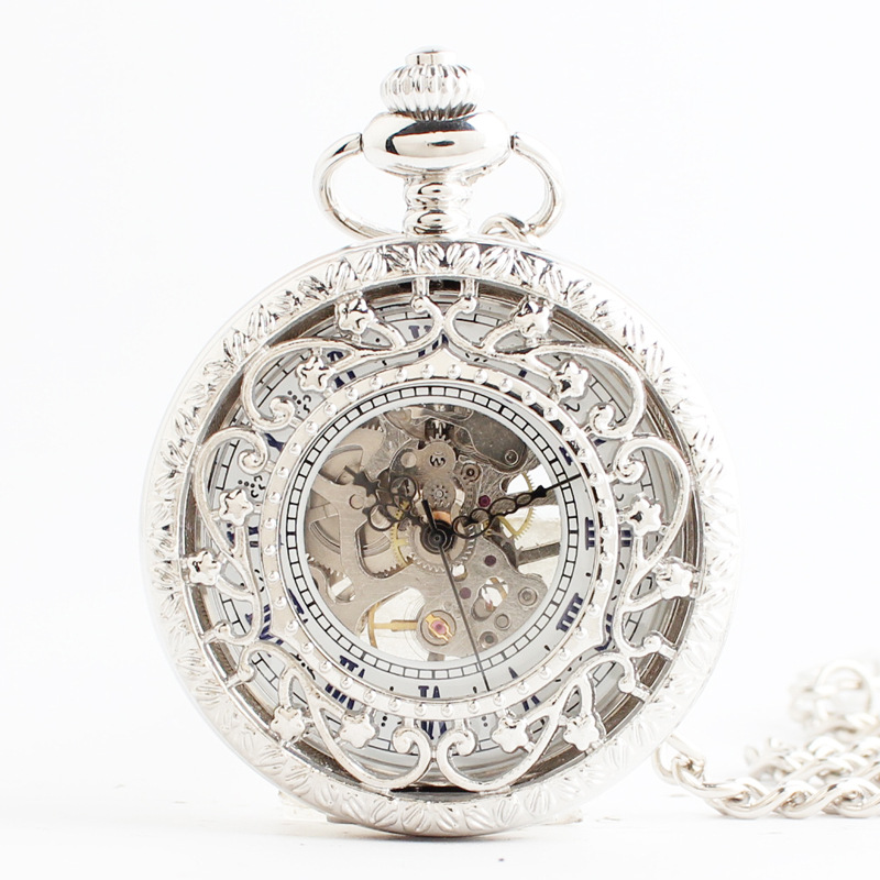 Top Vintage watch mens hollow mechanical pocket watches woman creative personality fashion classic carnival womens pocket clockTop Vintage watch mens hollow mechanical pocket watches woman creative personality fashion classic carnival womens pocket clock