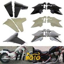Per 88-98 Honda Shadow VT VLX STEED 600 400 Steed400 Moto Cowl Filo Coperture Telaio Laterale Guardia Collo coperchio della Batteria Coperchio Laterale