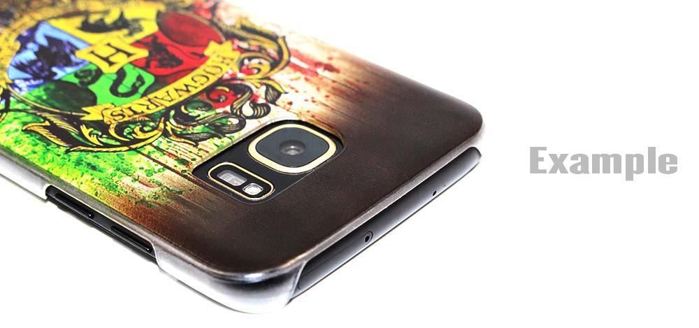 Hot Sale ice cream Clear Case Cover Coque Shell for Samsung Galaxy S3 S4 S5 Mini S6 S7 Edge Plus