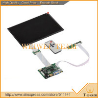10 1 Inch IPS Raspberry Pi Monitor 1280X800 HD Digital LCD Display Screen HDMI VGA 2