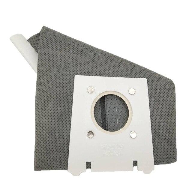 1pc Washable Vacuum Cleaner G Type G Cloth Dust Bags Typ G For Bosch & SIEMENS BSG6 BSG7 BSGL3126GB GL30 ProEnergy Hoover Bag