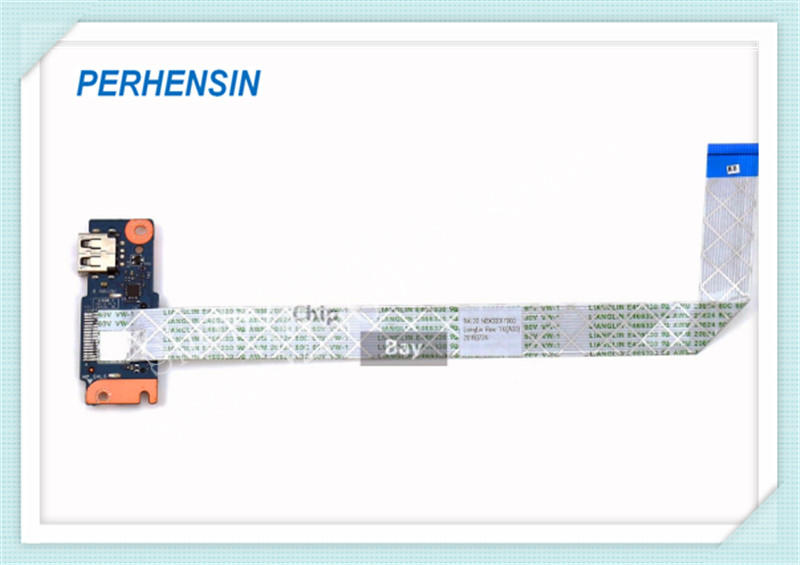 FOR DELL FOR  Inspiron 15.6 15-5567 5768 5767 5565 USB PORT BOARD LS-D807P ноутбук dell inspiron 5567 5567 1998 5567 1998