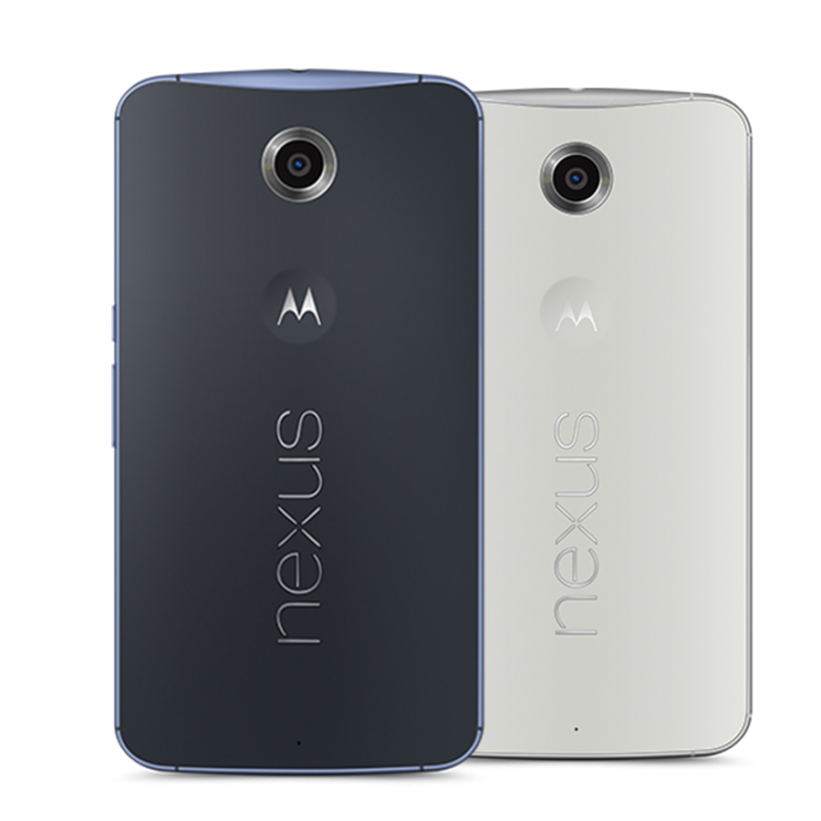"Image 4 - Original Motorola Google Nexus 6 XT1103 XT1100 3GB RAM 32GB/64GB ROM Quad Core 4G LTE Cell Phone 5.96"" inch 13MP Refurbished-in Cellphones from Cellphones & Telecommunications"
