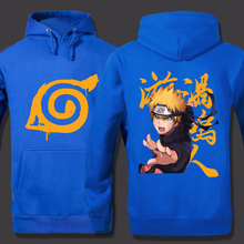 Naruto Uzumaki Hooded Sweatshirts