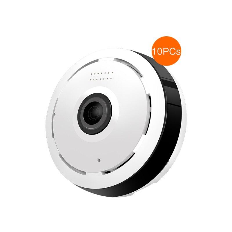imágenes para HD 960 P 1.3MP Cámara IP Wifi P2P Cámara 2-Way Audio Cámara de Vigilancia de Seguridad Inalámbrica ONVIF IR de Vídeo de 360 grados vigilancia