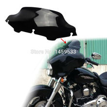 6 Windshield Dark Tint Fits for Harley Street Glide Touring 96 to 12