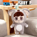"[PCMOS] 2017 Nueva Kpop EXO Planet #2 Koala HACER Do Kyungsoo 20 cm/8 ""hecho a mano de Peluche de Juguete de Felpa Muñeca de Envío Libre 16032923"