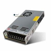 100-240Vac 에서 3.3VDC  198W  3.3V 60A UL 전원 공급 장치  LED 스크린  모니터 울트라 슬림 드라이버  LRS-350-3.3