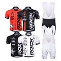 2016 Mens Summer Cycling Jerseys Ropa Ciclismo Cycling Clothing Bike Pro Sport Wear Gel Breathable Pad Bib Shorts