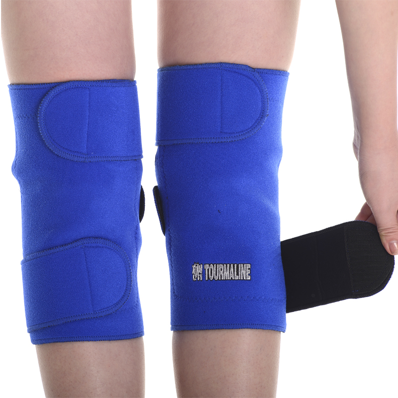 Tourmaline Self Heating Kneepad Magnetic Therapy Knee Support Tourmaline Heating Belt Knee Massager 1 piece not 1 pair