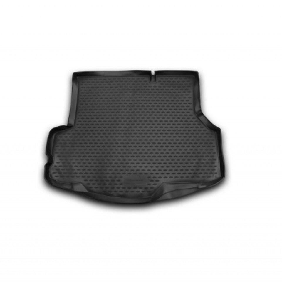 For Ford Fiesta SEDAN 2015-2018 car trunk mat Element ORIG1669B10 фаркоп ford fiesta sedan hb 2015