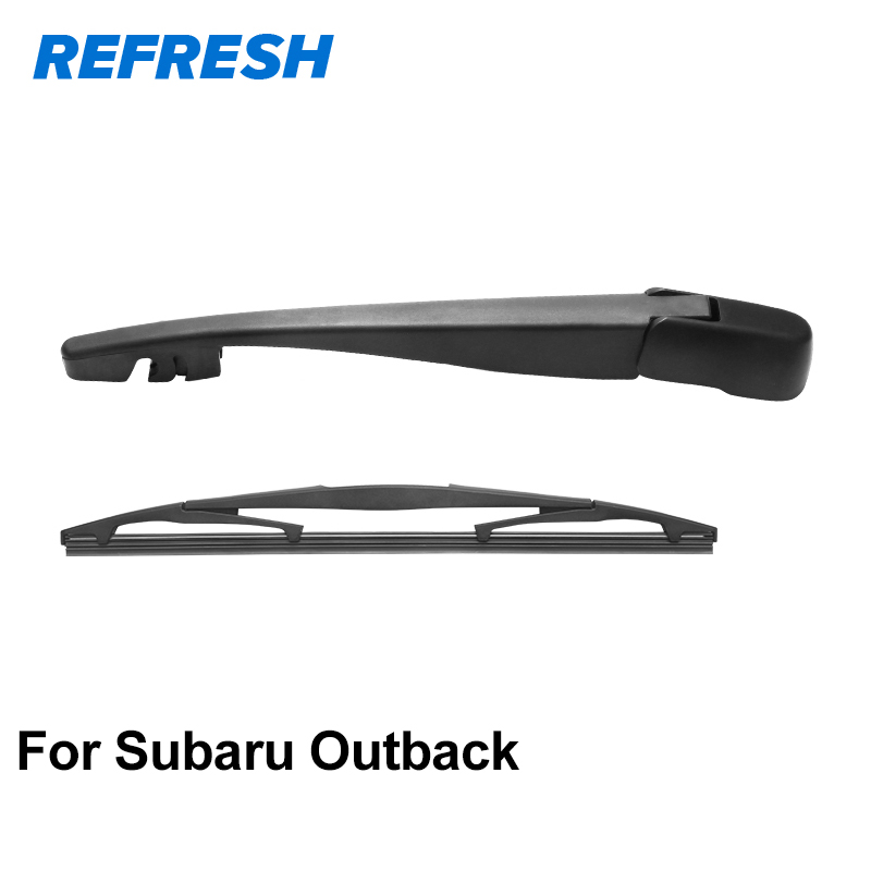 REFRESH Rear Wiper Arm & Rear Wiper Blade For Subaru Outback